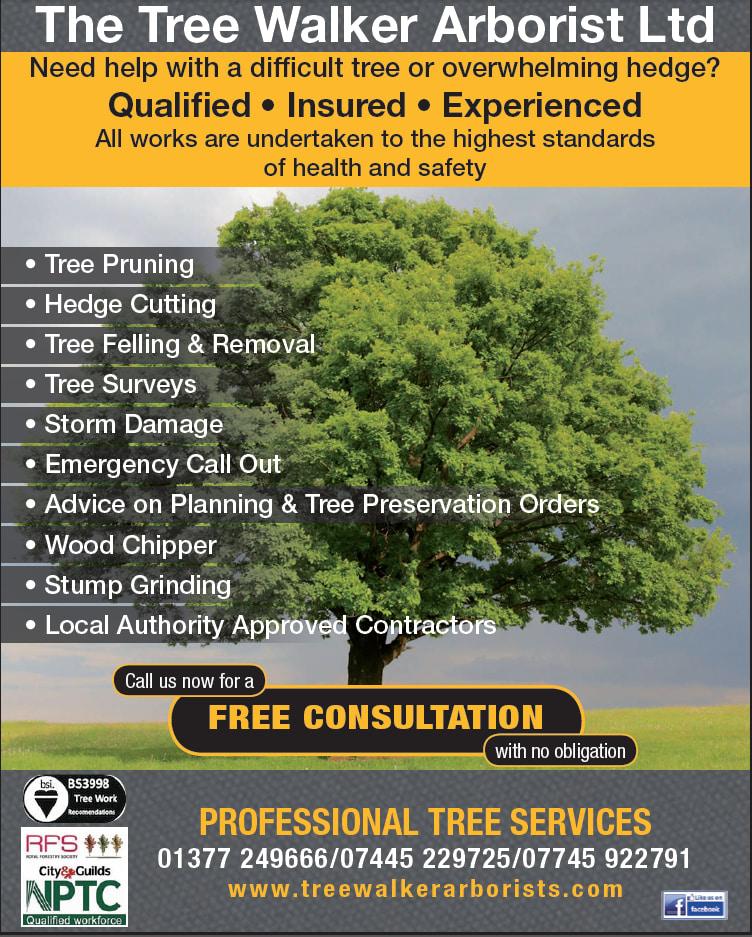 The Tree Walker Arborists Ltd