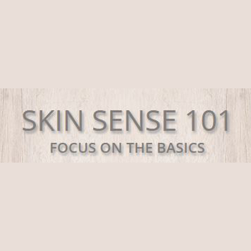 Skin Sense 101