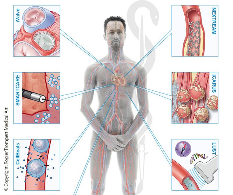 Rogier Trompert Medical Art