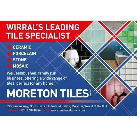 Moreton Tiles - Wirral, Merseyside CH46 4UA - 01516 040946 | ShowMeLocal.com