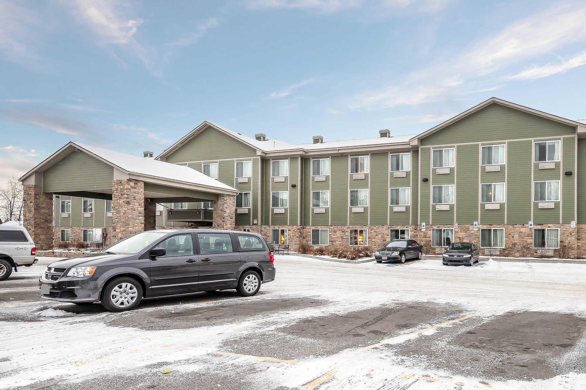 Hotels Near Anchorage Alaska University