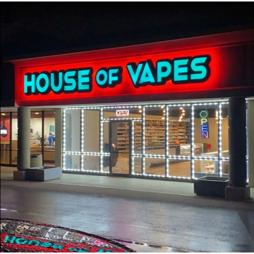 House Of Vapes 3 Smoke Shop WVC UT