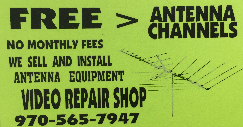 Video Repair Shop