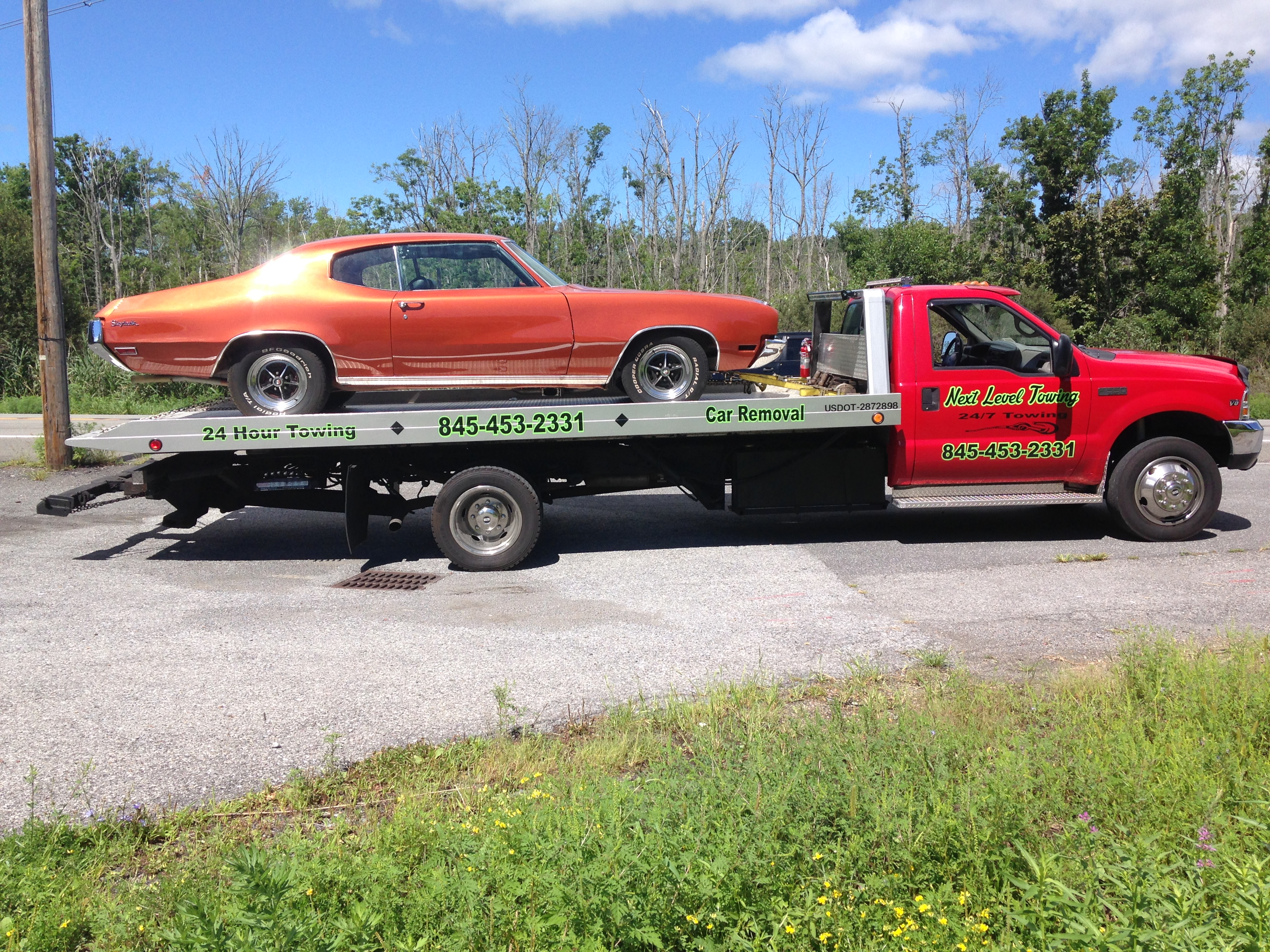Next Level Towing Llc In Wappingers Falls Ny 12590