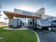 RV One Superstores Tampa Showroom
