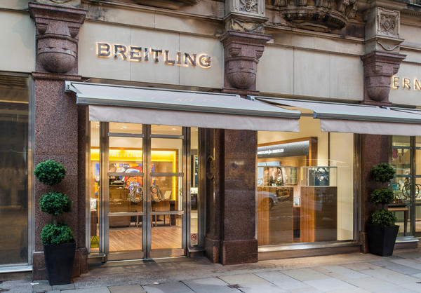 Breitling Boutique Manchester, St. Ann