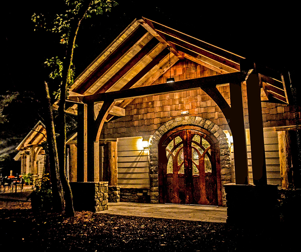 The dancing bear lodge townsend tn-2175