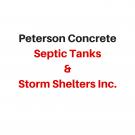 Peterson Concrete Septic Tanks & Storm Shelters Inc.