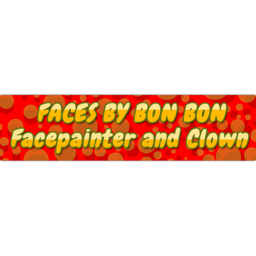 Faces By Bon Bon Facepainter And Clown