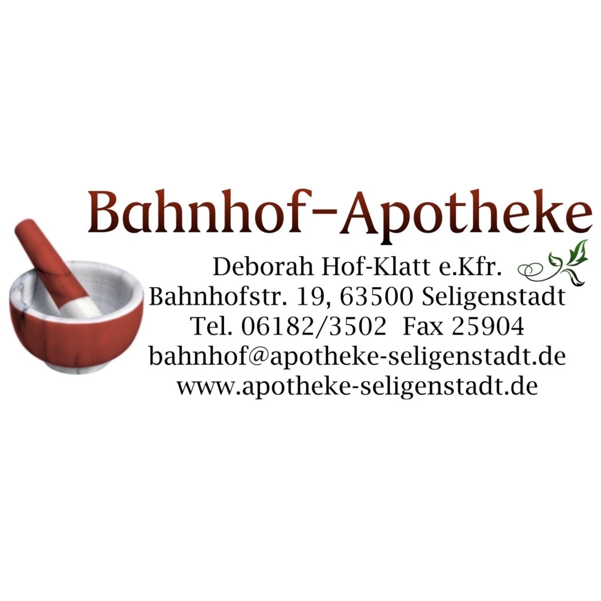 Bild zu Bahnhof-Apotheke in Seligenstadt