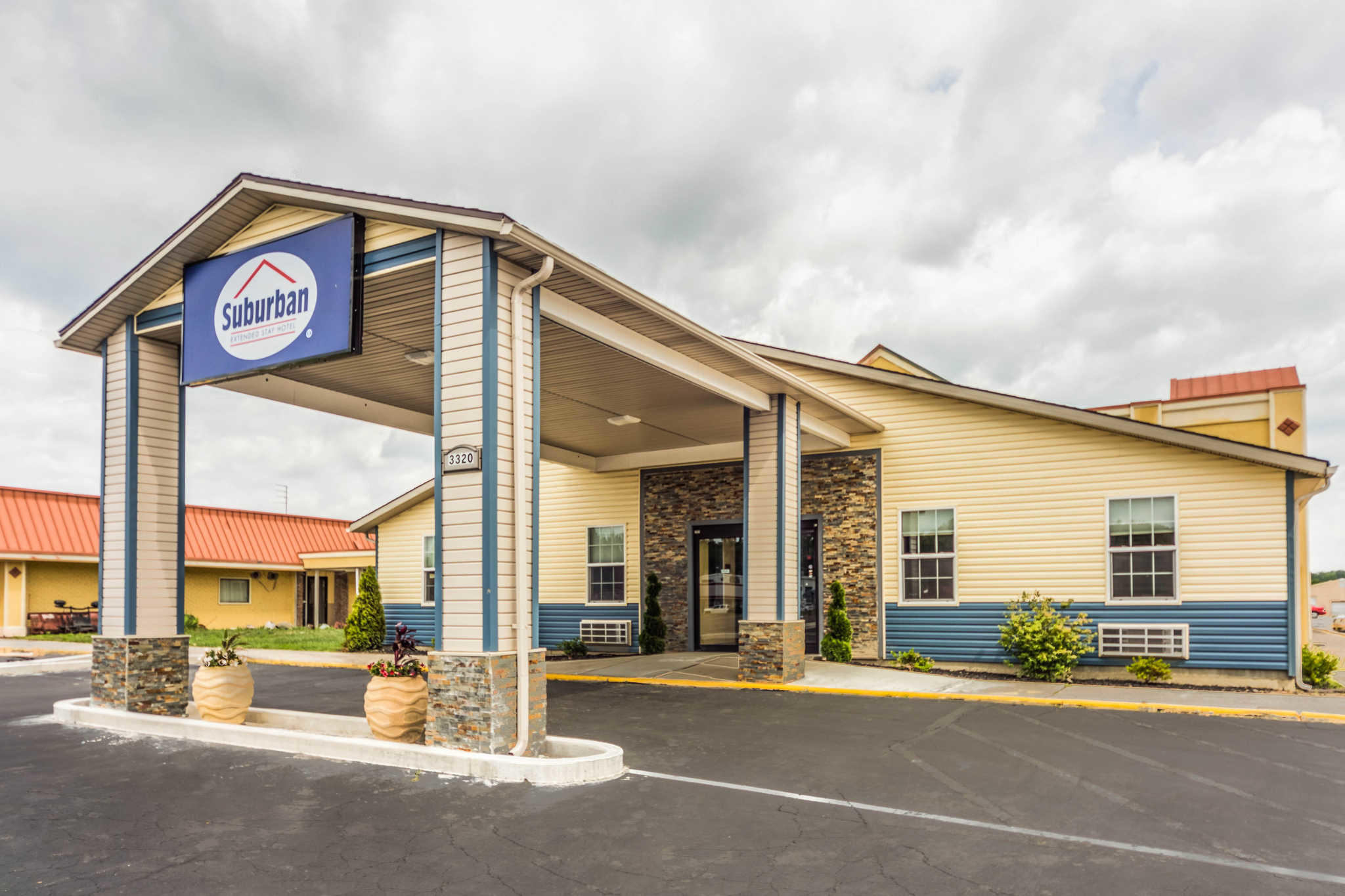 Suburban Extended Stay Hotel  Fort Wayne Indiana  In