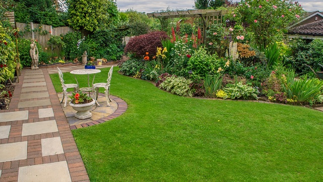 Wright Way Gardening