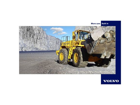 Volvo Construction Equipment Finland Oy
