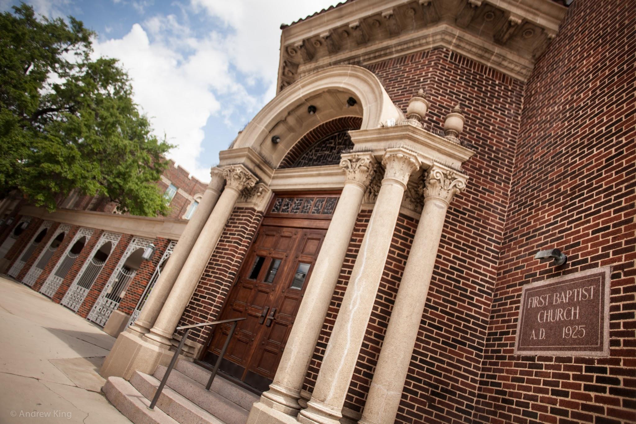 First Baptist Church Of San Antonio San Antonio Texas Tx