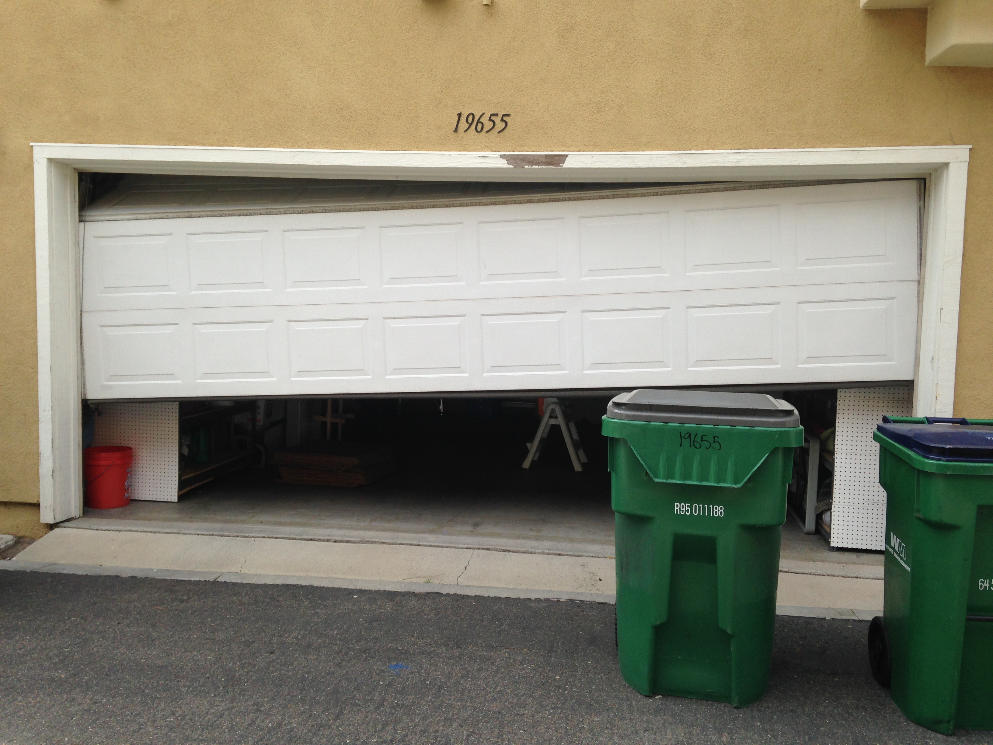santa monica garage door repair guys
