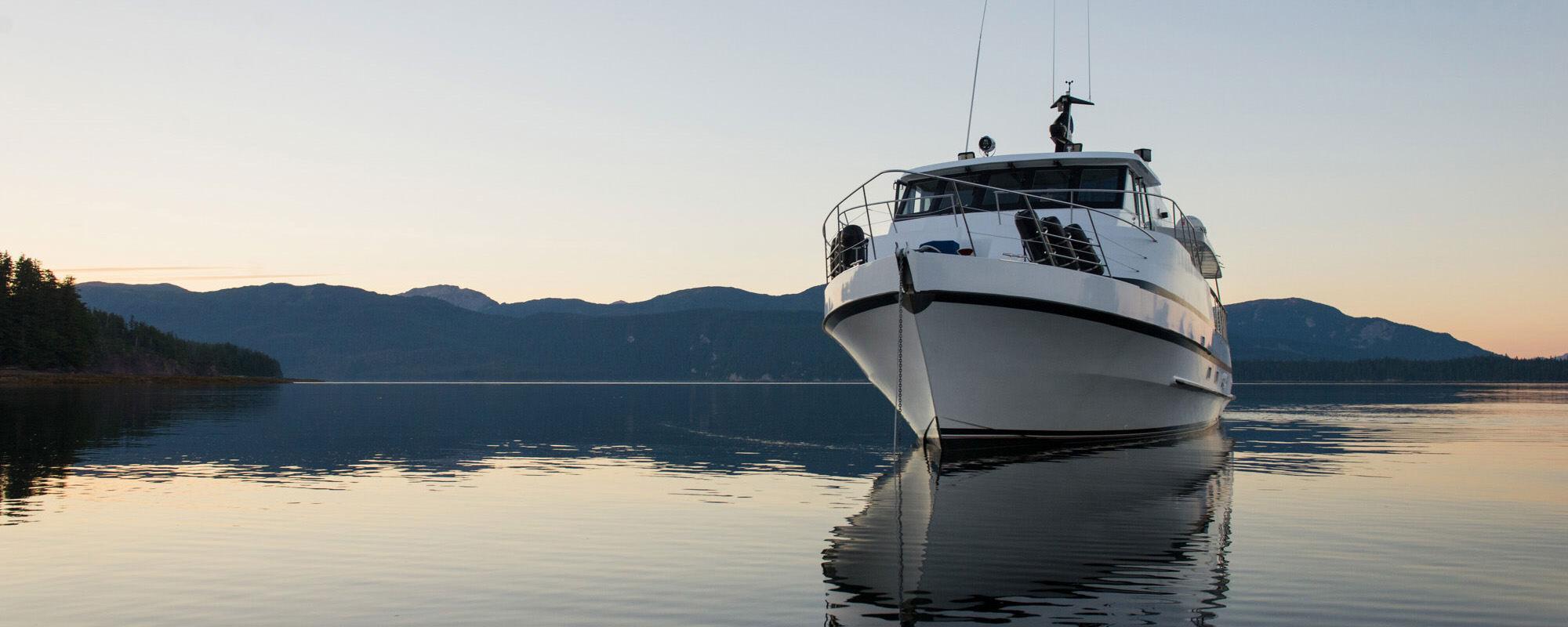 Alaska Charter Cruises