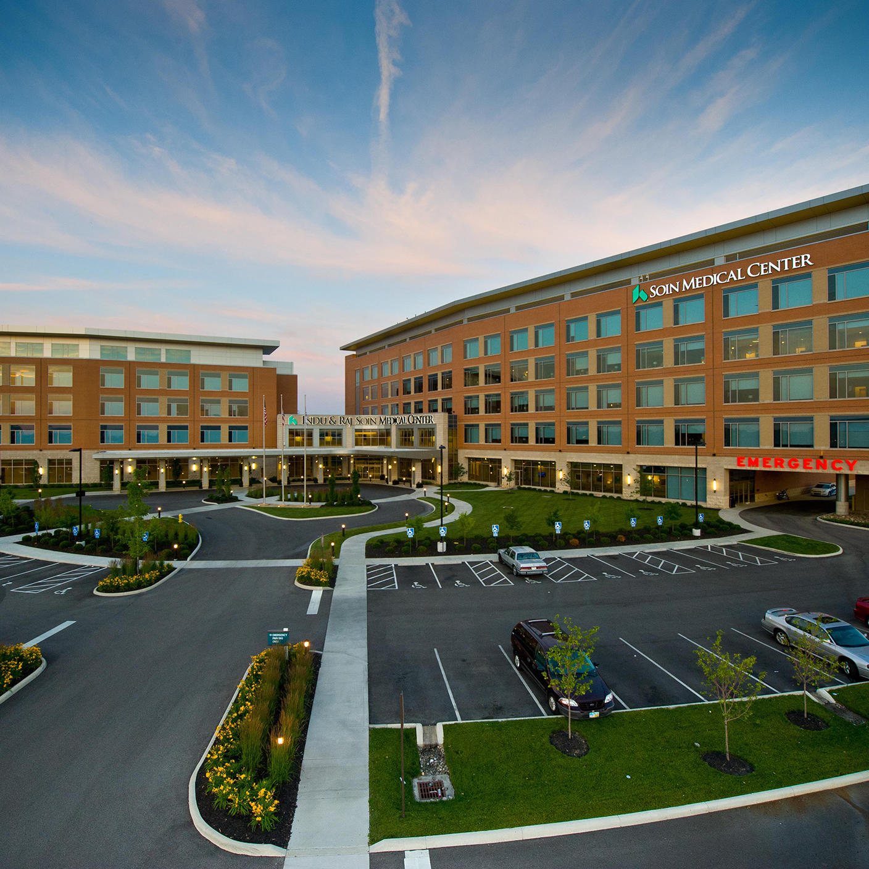 Soin Medical Center - Kettering Health