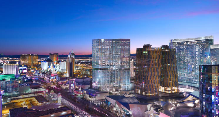 Hotels Near Mandarin Oriental Las Vegas