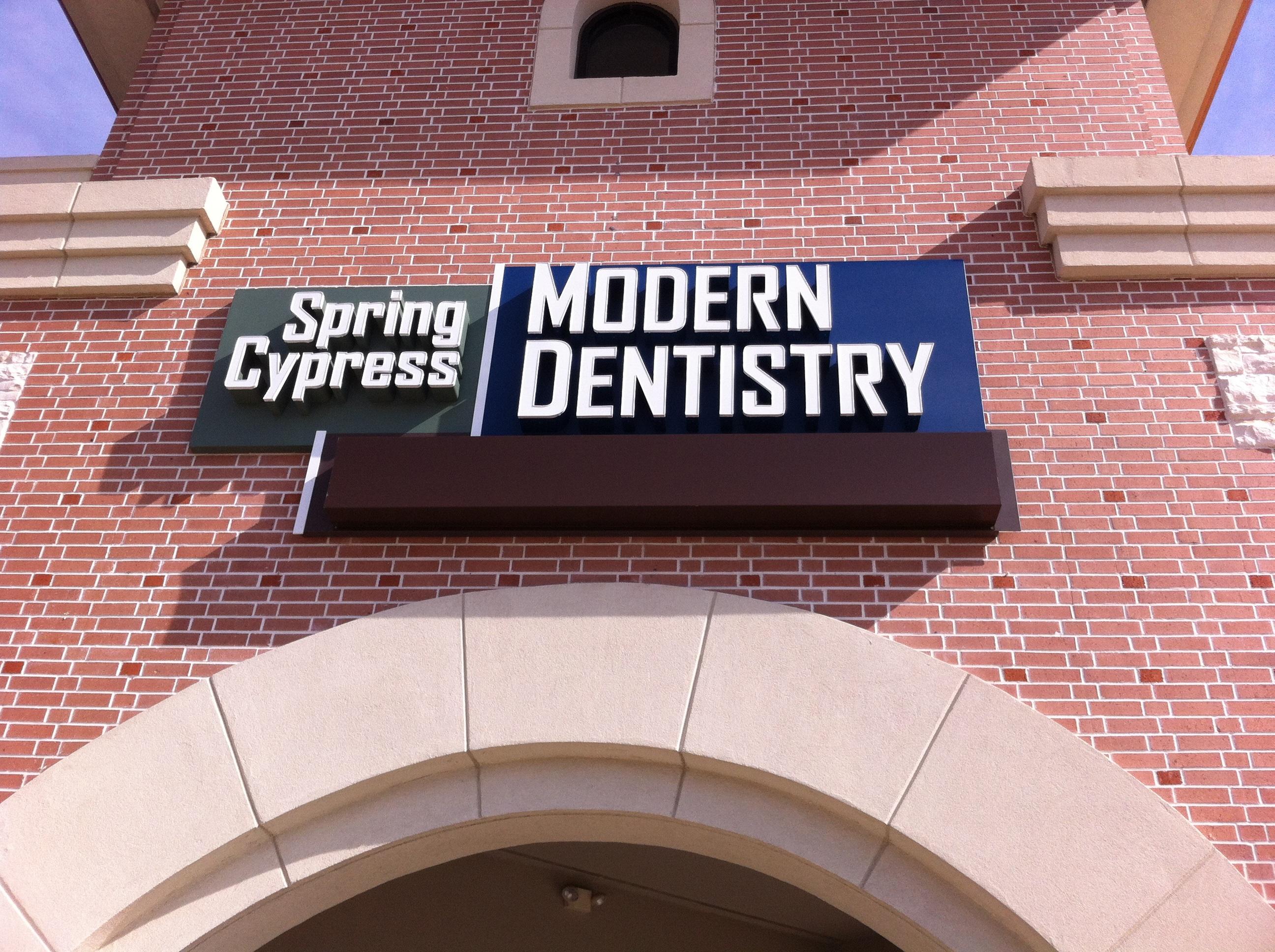 Spring Cypress Modern Dentistry image 0