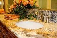 Golden Persa Granite top