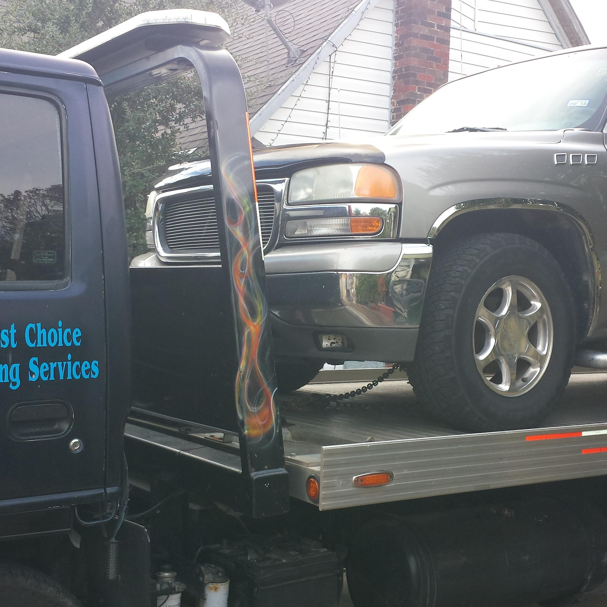 JJ First Choice Towing Services