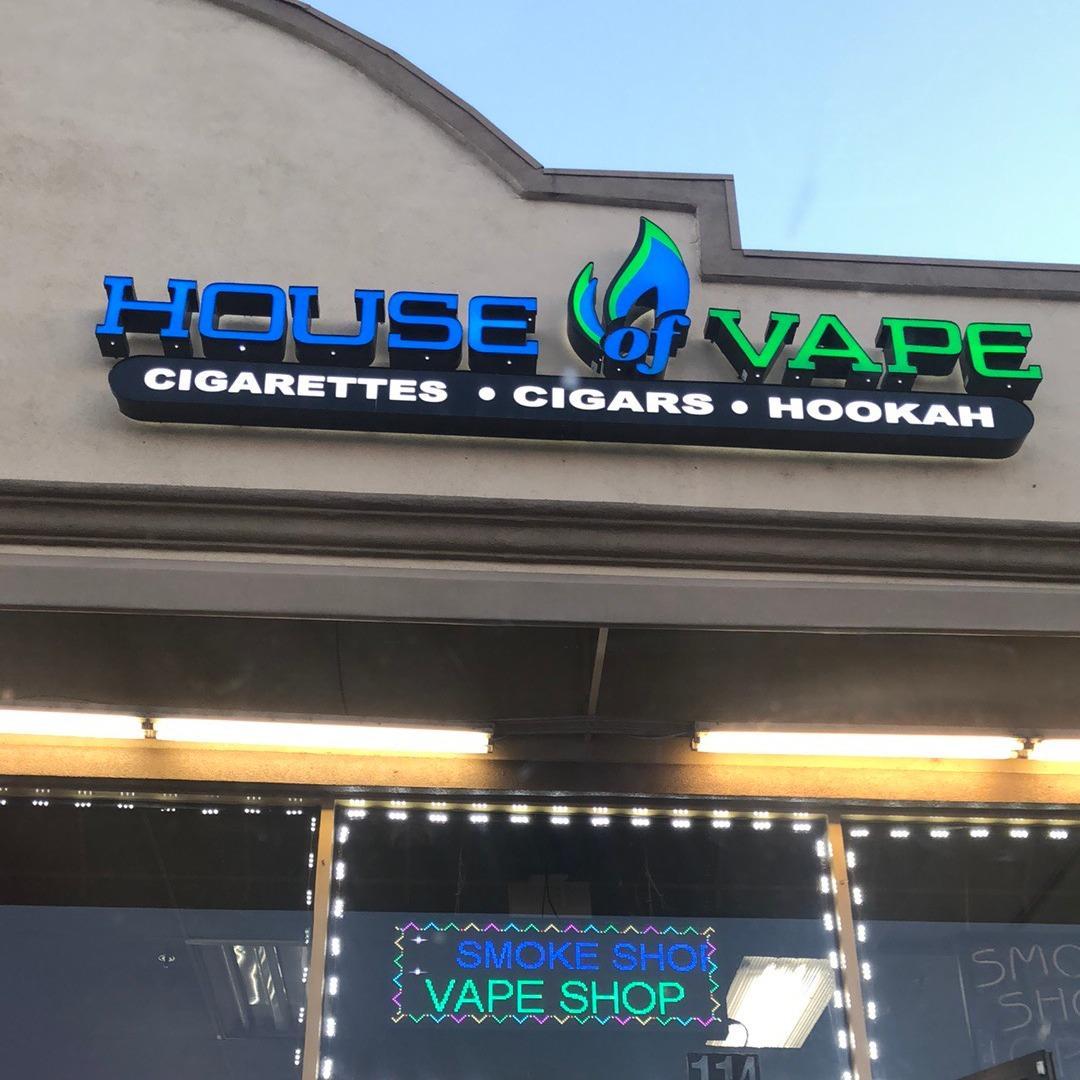 The House of Vape and Smoke