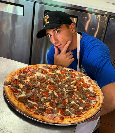 """We've been voted """"Best Pizza In Orange County"""" numerous times over the years. Call us and order for pickup: (949) 653-1033"""
