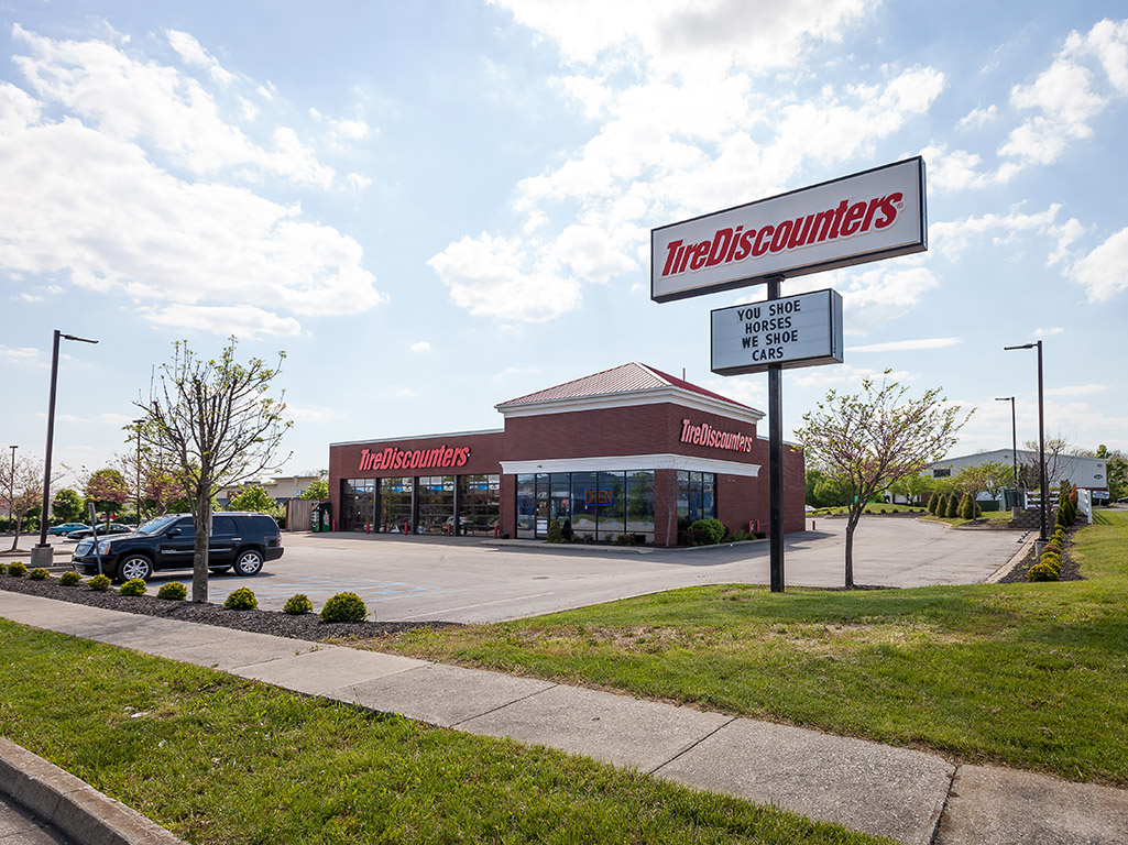 Tire Discounters, Georgetown Kentucky (KY) - LocalDatabase.com