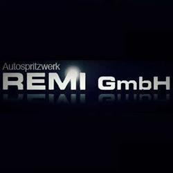 Autospritzwerk REMI GmbH Logo