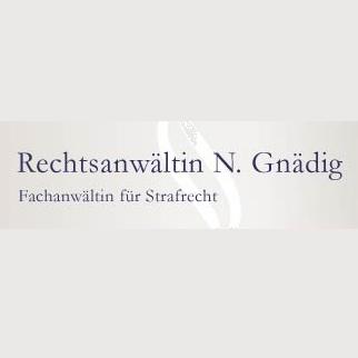 Rechtsanwältin Natascha Gnädig