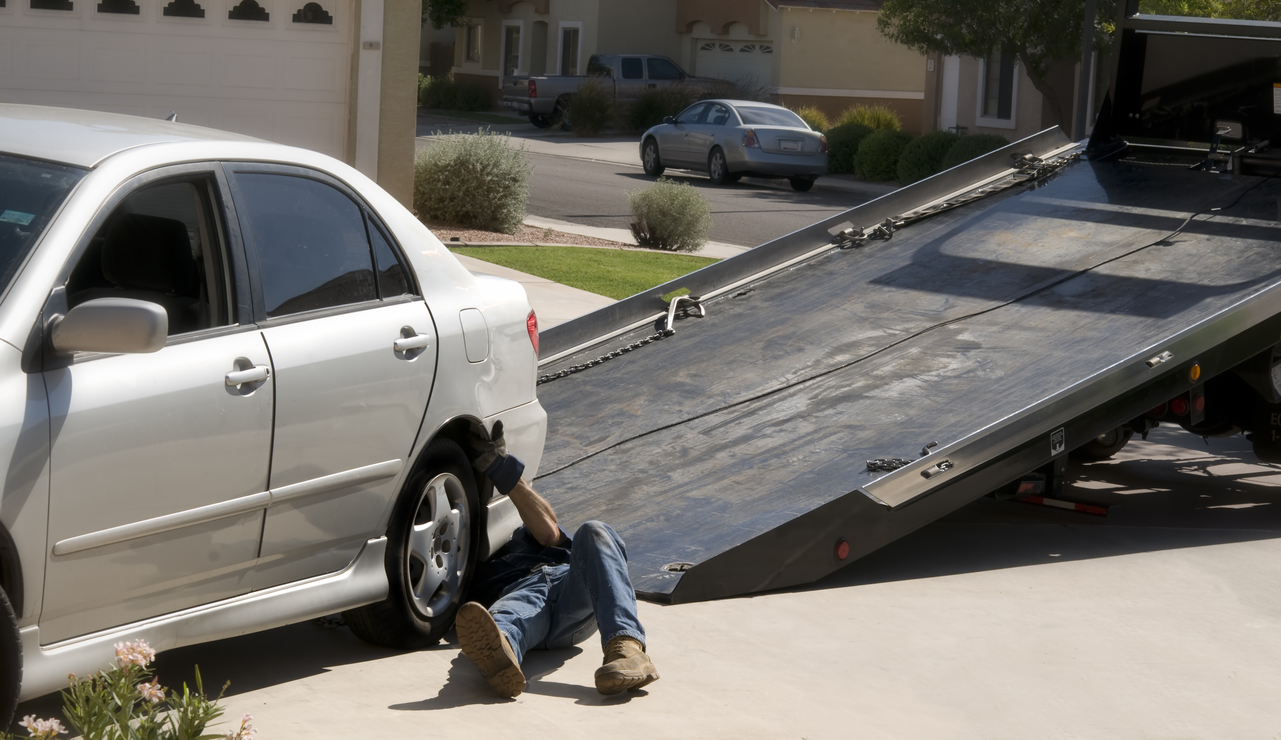 Panhandle TX Towing Service