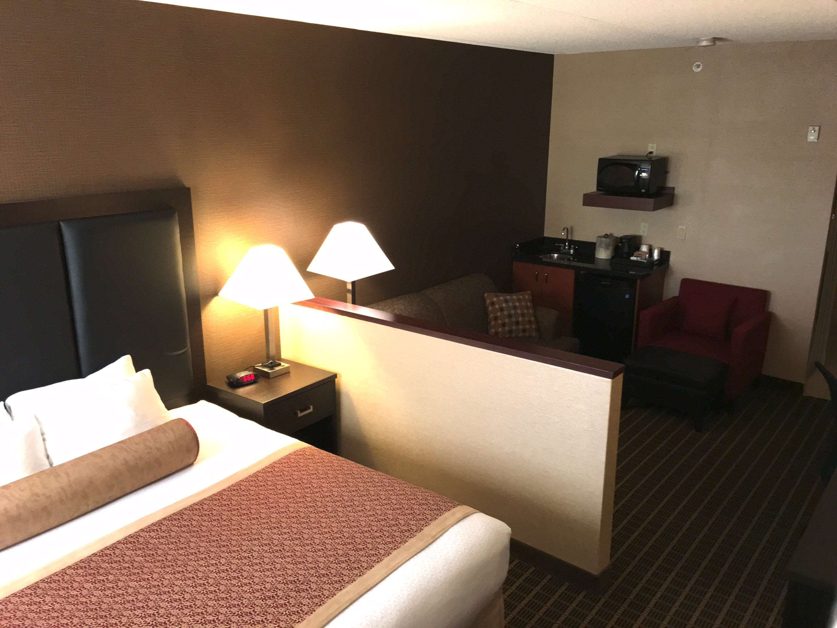 Mini Suite Best Western Plus Burlington Inn & Suites Burlington (905)639-2700