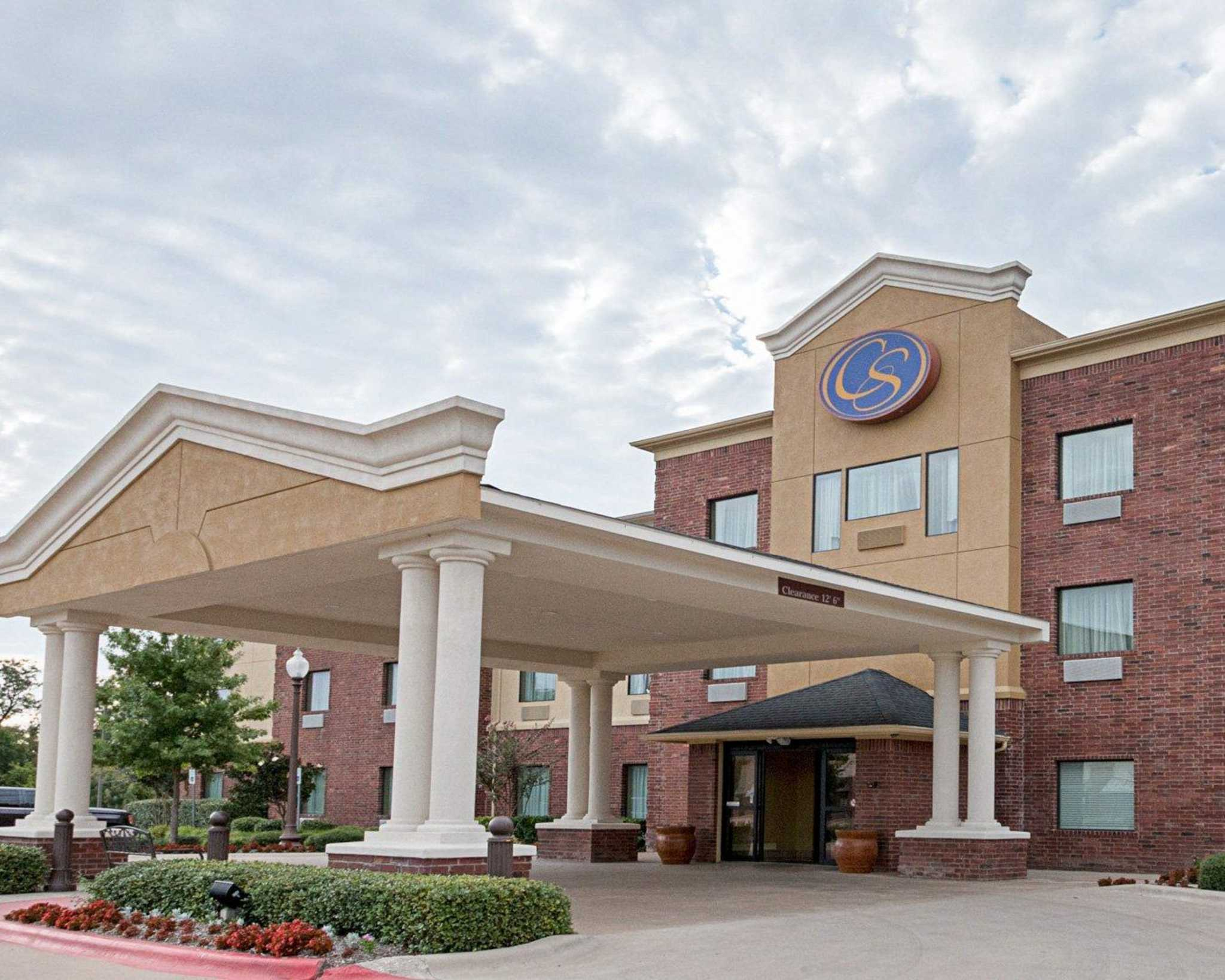 Hotel in TX Ennis 75119 Comfort Suites 400 South I-45  (623)209-7618
