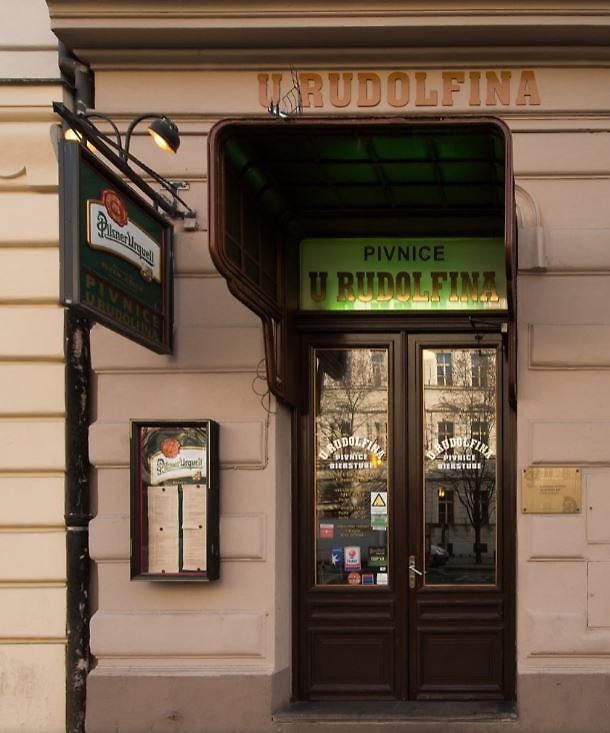 Pivnice a restaurace U Rudolfina, s.r.o.