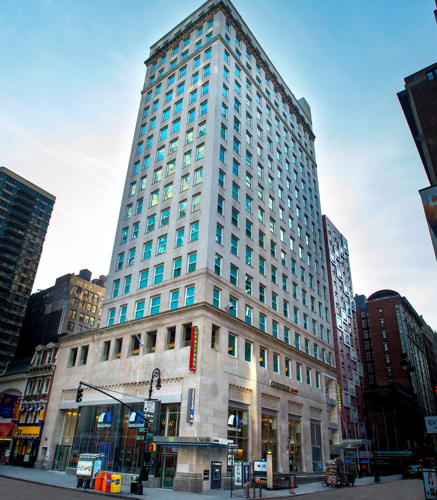 New York Manhatten: Courtyard By Marriott New York Manhattan/Herald Square