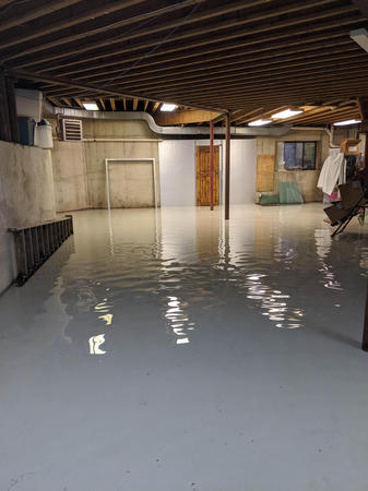 Water damage can affect your business at anytime. That is why we are available 24/7/365 to mitigate your restoration emergencies.