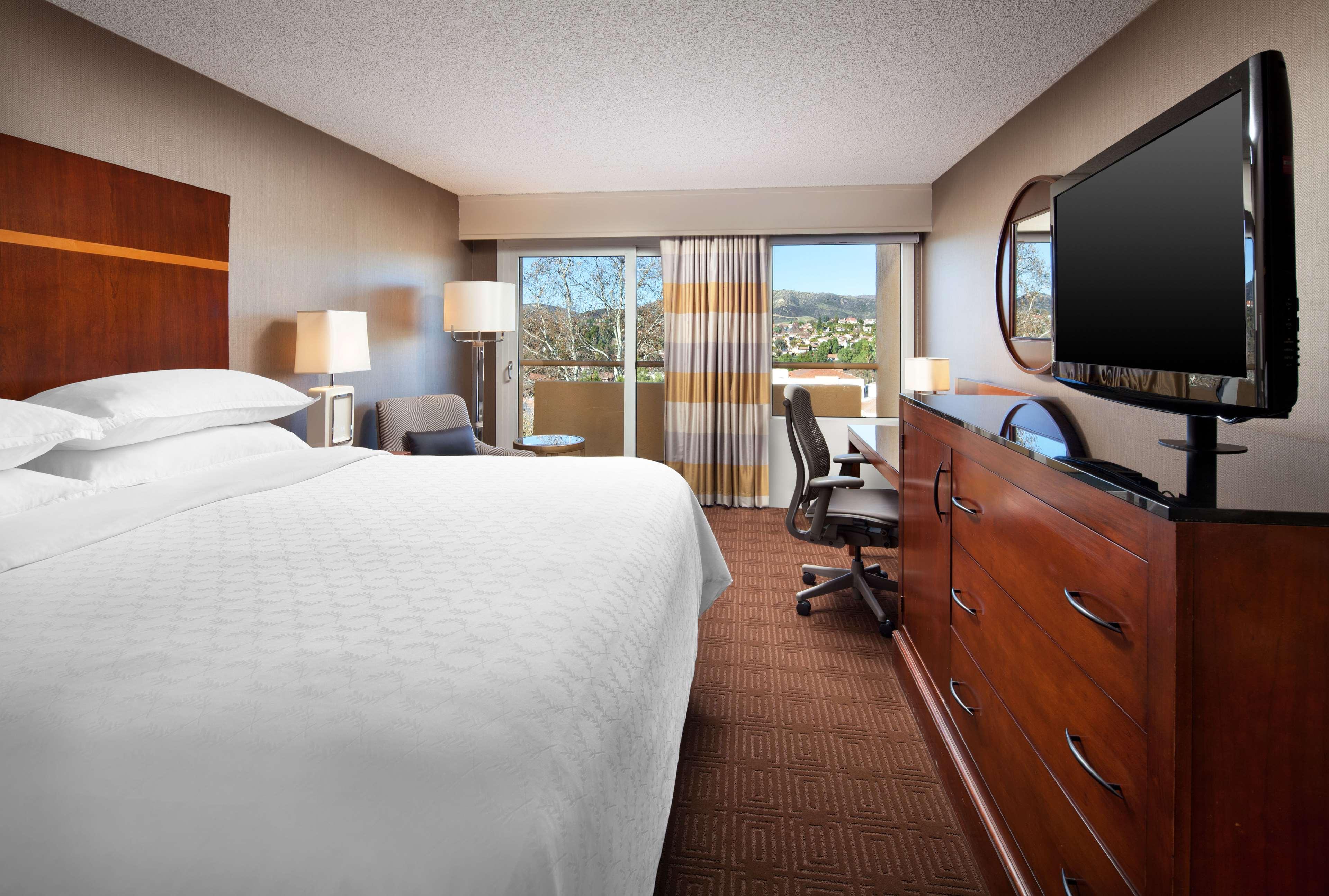 Sheraton Agoura Hills Hotel  Agoura Hills California  Ca