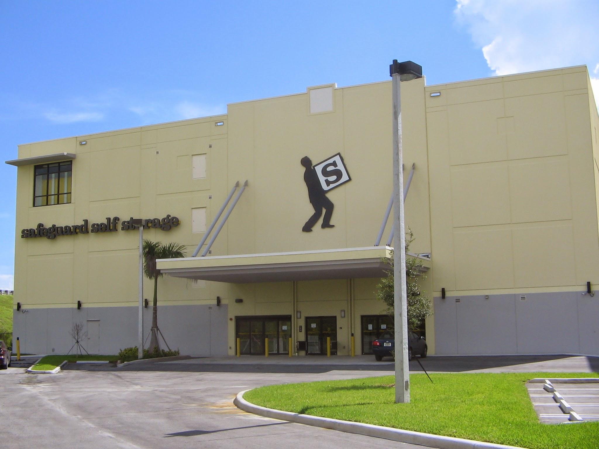 Safeguard Self Storage In Miami Fl 33127
