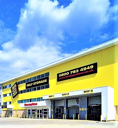 Images Big Yellow Self Storage Cardiff