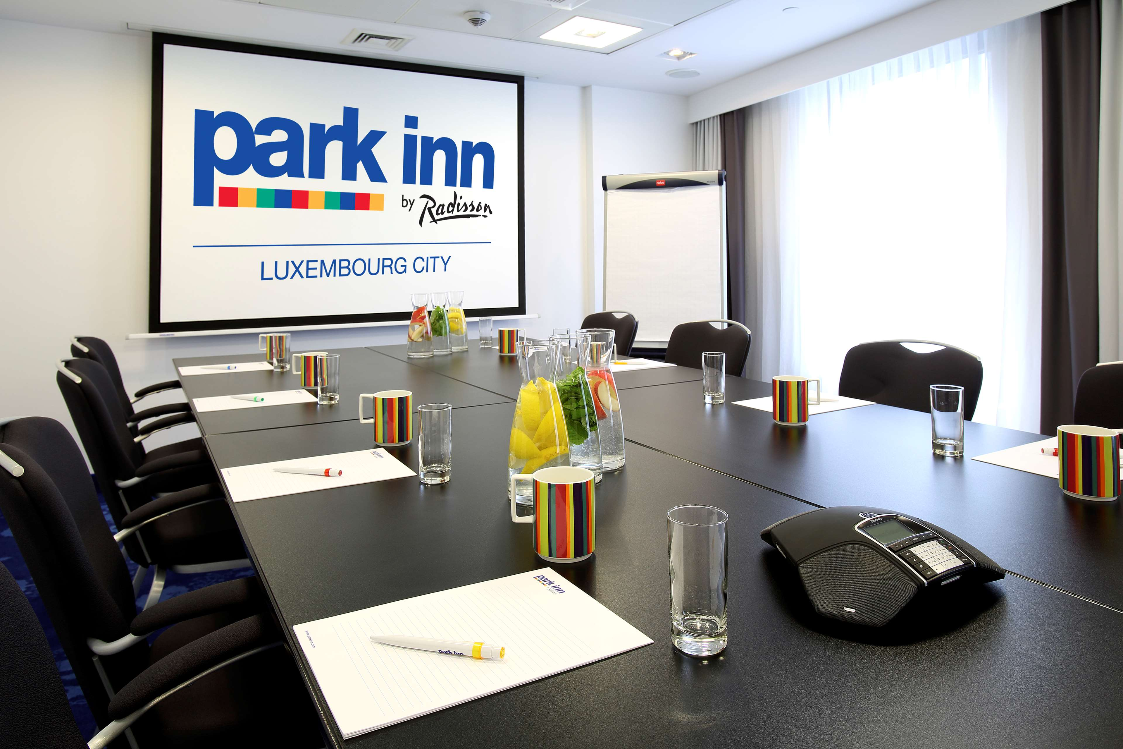 Park Inn by Radisson Luxembourg City Hotel