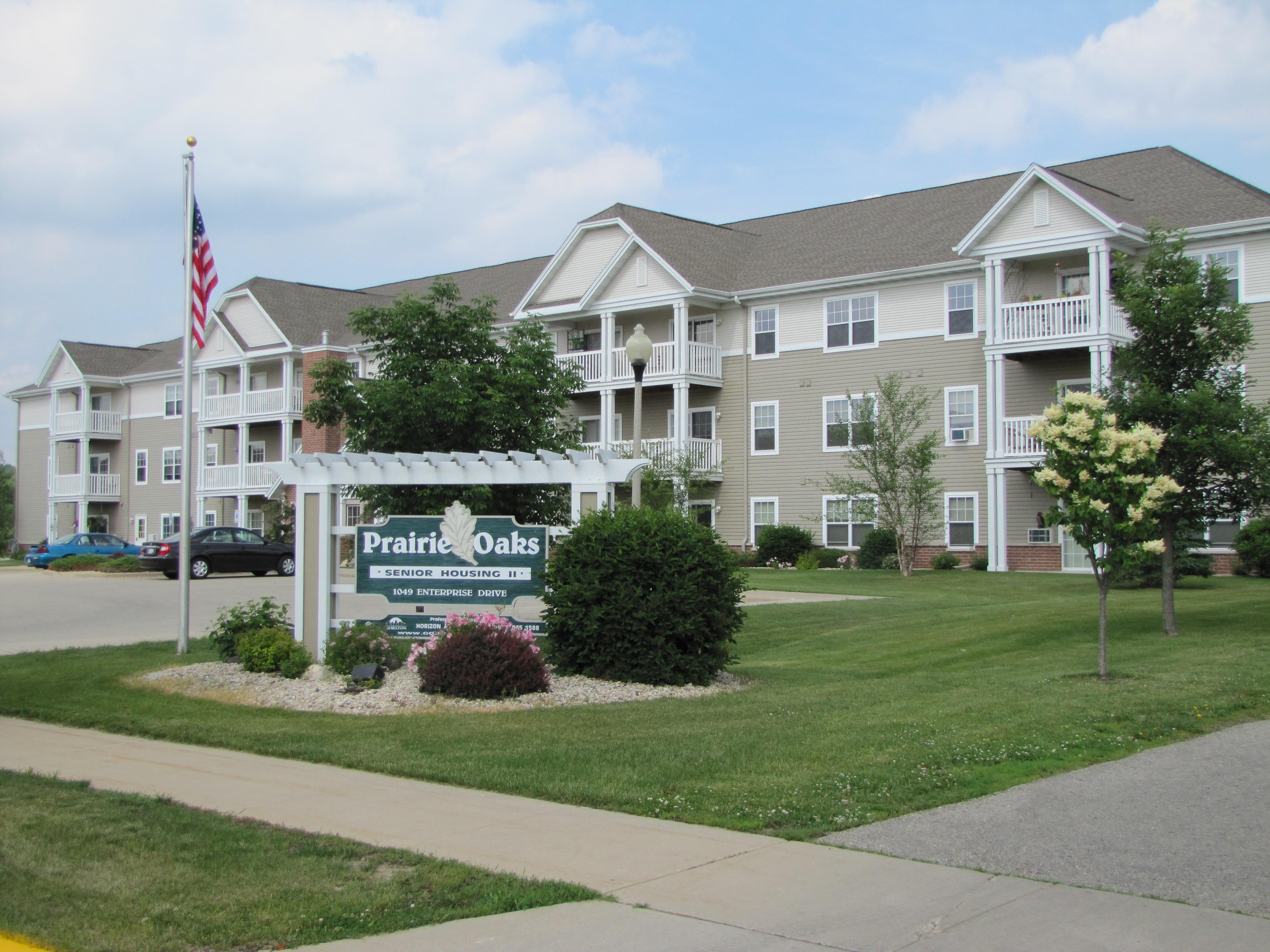 Prairie Oaks Ii Senior Apartments In Verona Wi 53593
