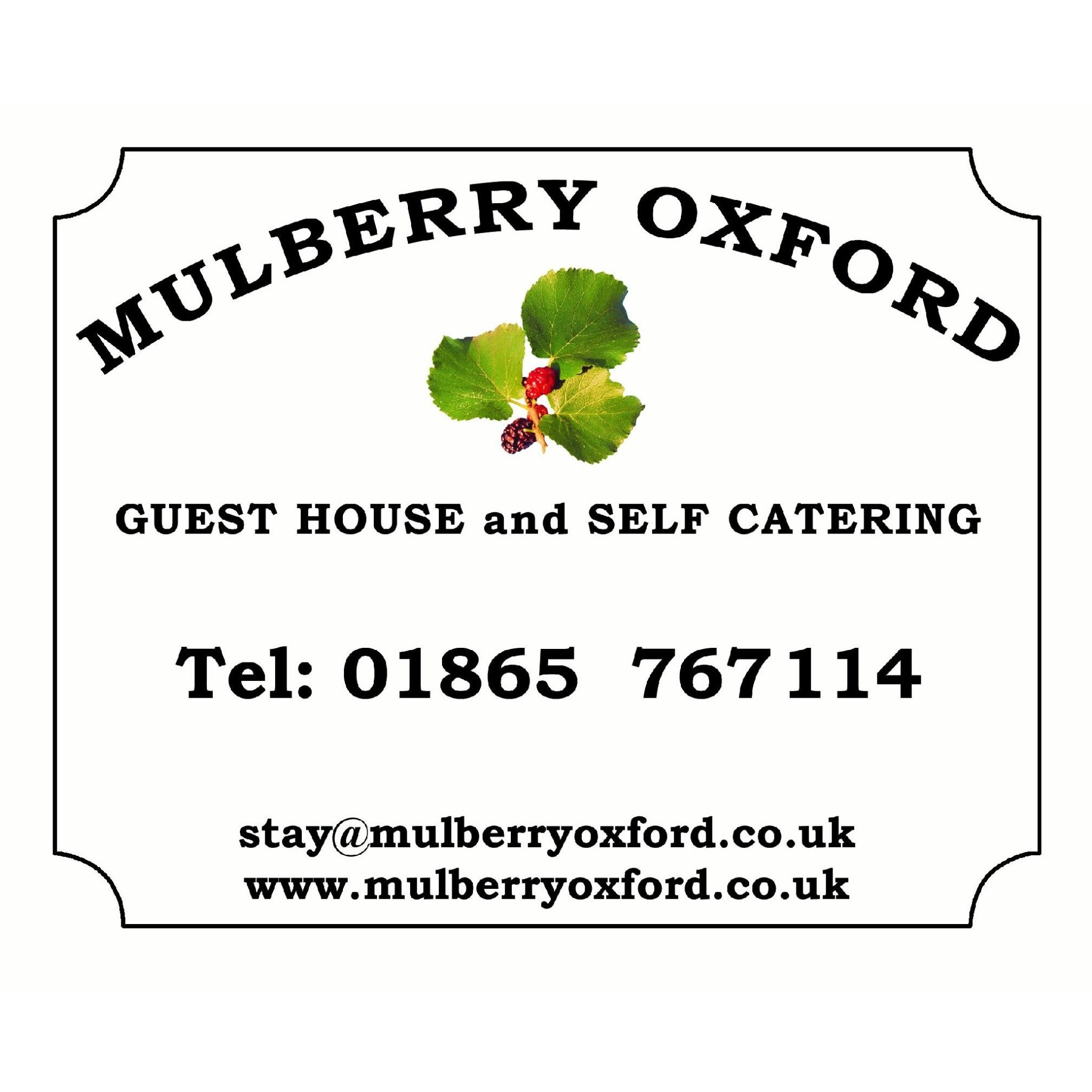 Mulberry Oxford Guest House & Self Catering