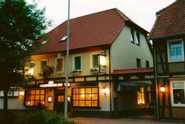 Calenberger Hof Gaststätte in Pattensen Göttinger Straße 26