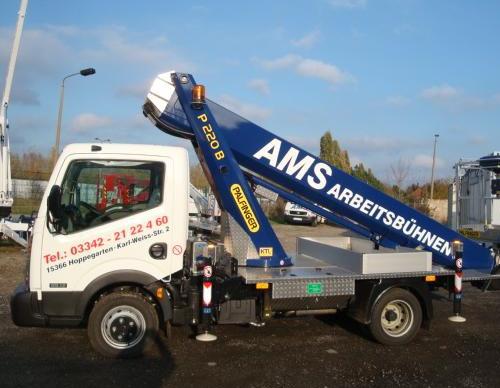 AMS Arbeitsbühnen GmbH