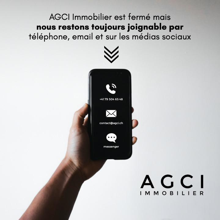 AGCI Immobilier
