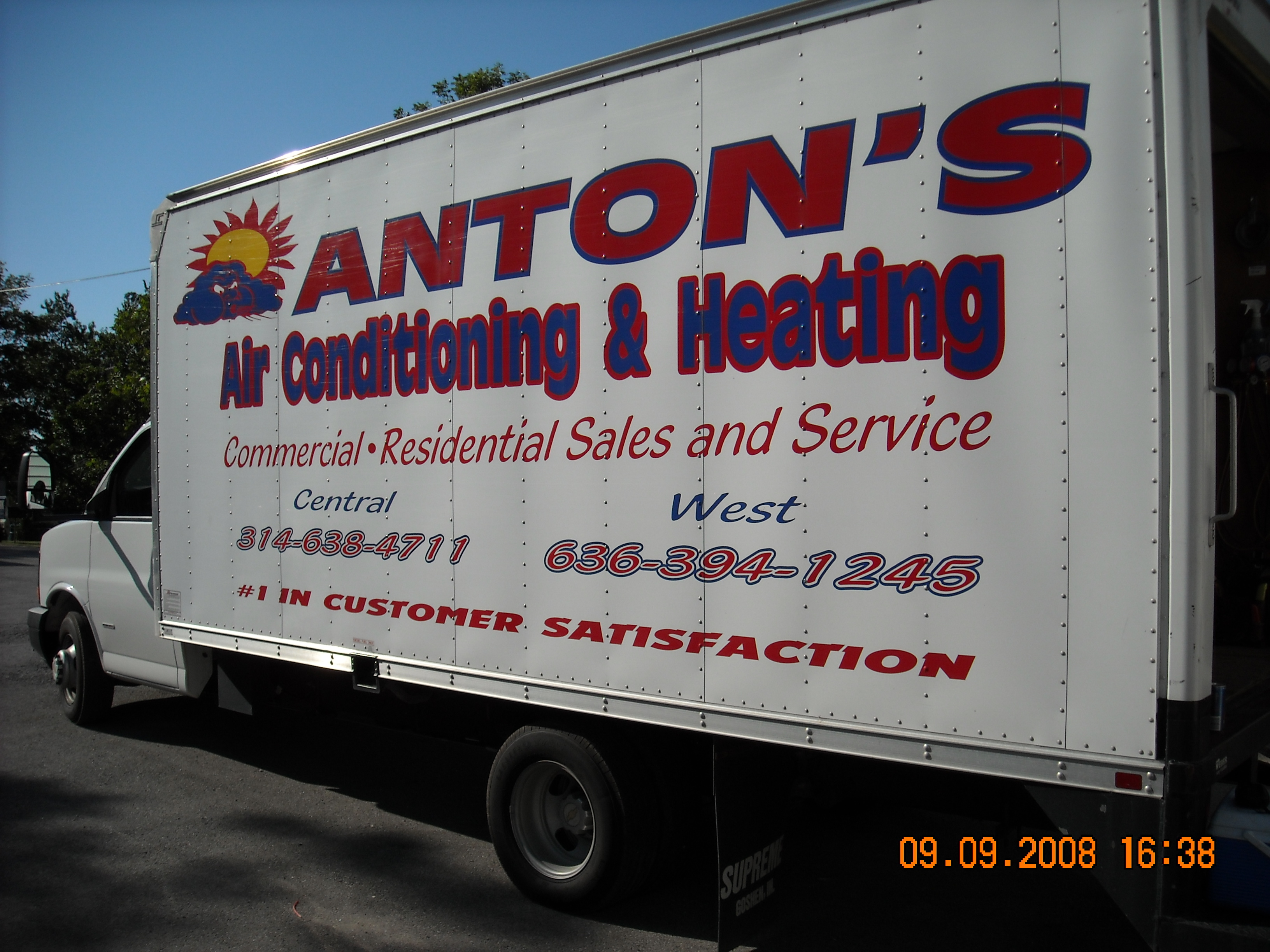 Anton's Air Conditioning and Heating - Saint Louis, MO