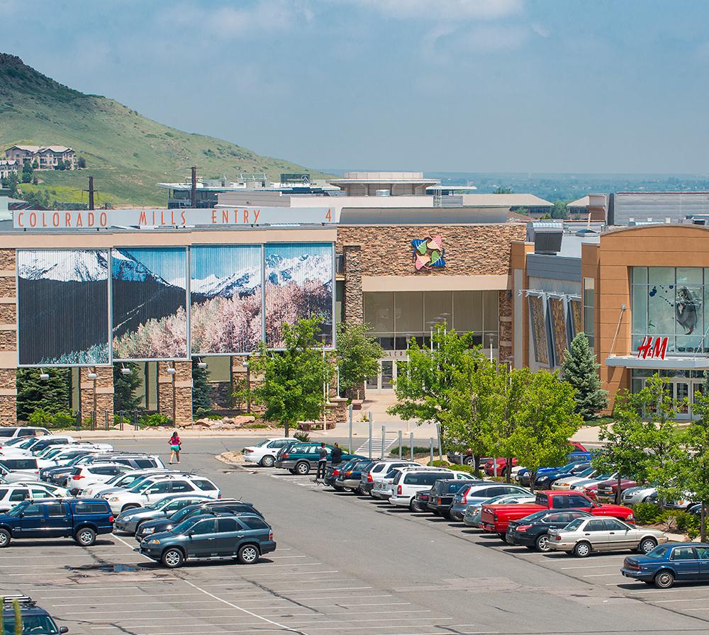 Colorado Mills Mall: Colorado Mills, Lakewood Colorado (CO)
