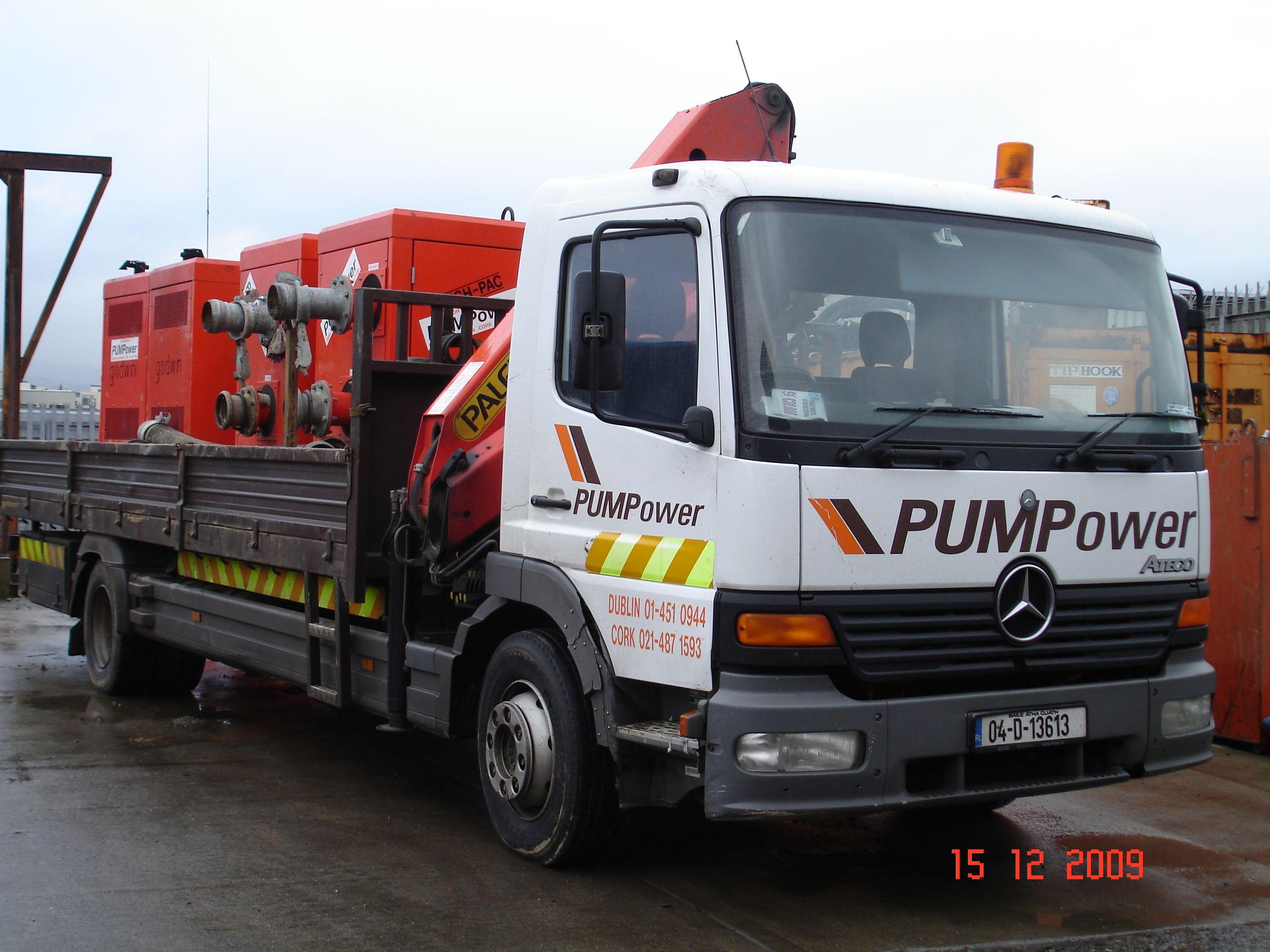 Pumpower Services Ltd 8