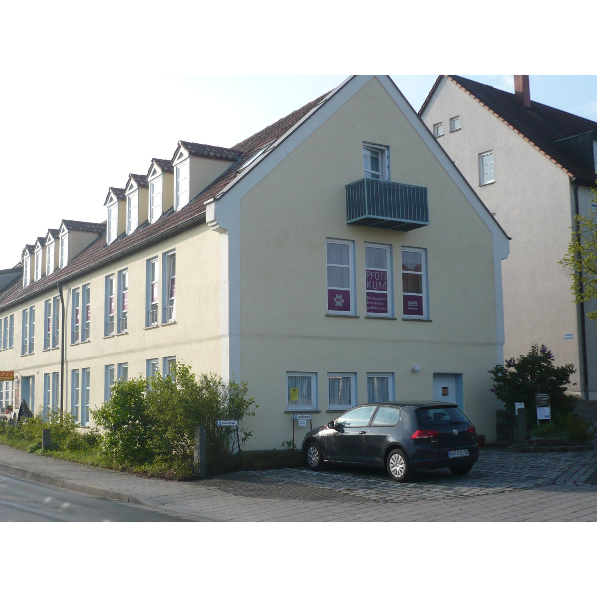 Bild zu Massagepraxis Günthner in Bamberg