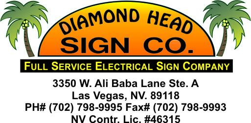 Diamond Head Sign Co.